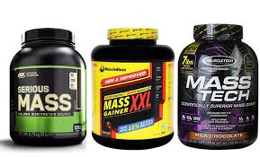 top 5 best weight gainers for m