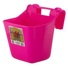 12 Quart Hook Over Feeder Hot Pink