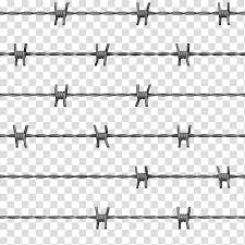 Barbed Wire Chain Link Fencing Fence Transparent Background Png Clipart Pngguru