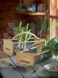 plant lover must haves garden basket