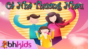 Cả Nhà Thương Nhau- Ba Thương Con Vì Con Giống Mẹ - YouTube