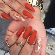 50 best fall acrylic nails for 2018