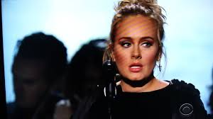 Adele George Michael Tribute: Watch Her Start, Stop, Swear and Slay Grammy  Performance! - The Hollywood Gossip