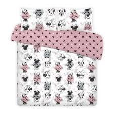 minnie mouse quilt cover set double