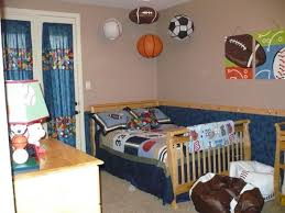 Sports Theme Room Sports Themed Room Sports Room Toddler Boys Room