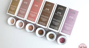pur eye polish review swatches by