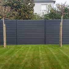 Composite Fence High Quality For Backyard Fence Panels Using Wood Plastic In Dubai Fence Design Backyard Fences Garden Fence Panels