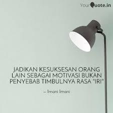 jadikan kesuksesan orang quotes writings by imani imani
