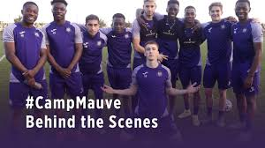 CampMauve - Behind the scenes with Alexis - YouTube