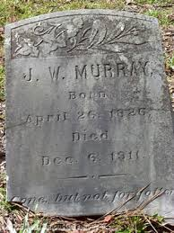 John Wesley Murray (1826-1911) - Find A Grave Memorial