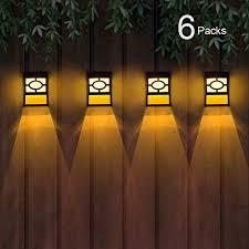 Solar Deck Lights 2 Modes Outdoor Garde Buy Online In Albania At Desertcart