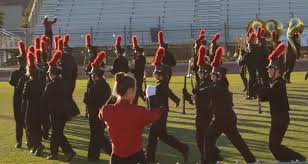 Red Mountain High School » Marching Band