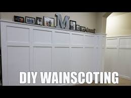 diy wainscoting for half the cost