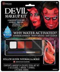 devil makeup kit walmart
