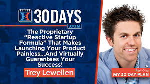 30 Day Summit - Trey Lewellen Part 1 with subtitles (closed ...