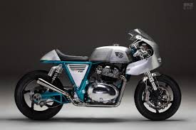 continental gt 650 built in six weeks