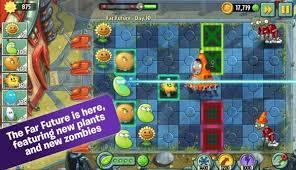 plants vs zombies 2 far future brings
