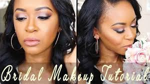 you bridal makeup for dark skin