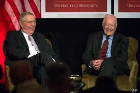 Walter Mondale Honored for Changing VP Role | Voice of America - English