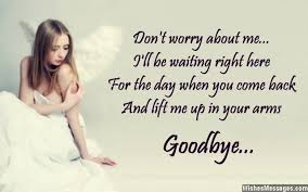goodbye messages for boyfriend quotes for him goodbye message