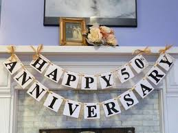 banner silver anniversary party prop