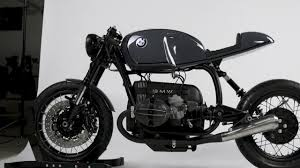 bmw cafe racer from diamond atelier
