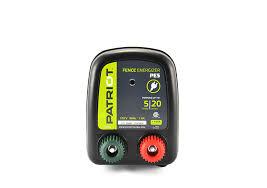 Pe5 110 Volt Ac Fence Energizer Patriot