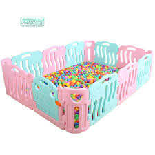 Good Quality Kids Plastic Play Fence Baby Playpen For European Standard Wholesale Baby Furniture Products On Tradees Com