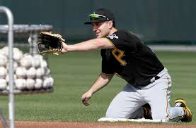 Pirates' Adam Frazier wants to improve at plate after playing ...