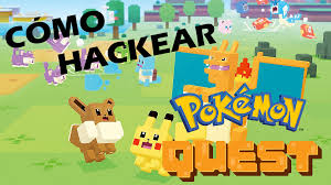 Hack Pokémon Quest