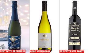 wine pairings for dinner