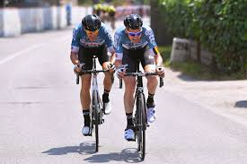 We thought, let's hide and see what happens': Adam Hansen explains how he  and Tim Wellens hid from the Giro peloton - Cycling Weekly