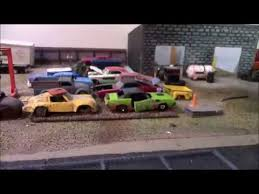 Diy Cheap And Easy 1 64 Hot Wheels Junkyard Chain Link Fence For Diorama Youtube