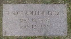 Eunice Adeline Carr Boggs (1920-1987) - Find A Grave Memorial