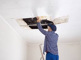 how to patch a hole in the ceiling