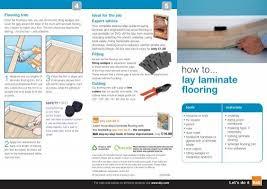 how to lay laminate flooring b q