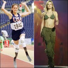 run2joy: The Girl in the Photo - Amputee Sprinter Aimee Mullins