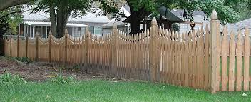 Reverse Runner Imperial Picket Fence By Elyria Fence Company