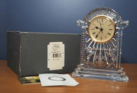 carriage clock large boy scouts bsa