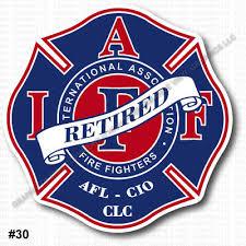 Inside Window Mount Iaff Firefighter Decal 3 7 Sticker Irish Ireland Flag 0304 3 95 Picclick