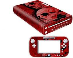Wii U Skin Etsy