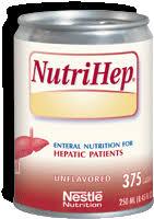 nutrihep enteral nutrition