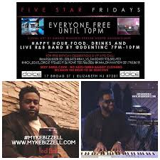 Live R&B Every Friday!!!!! | R&b, Free birthday stuff, Visual art