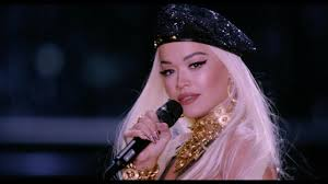 rita ora let you love me live from