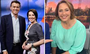 Former foreign correspondent Lisa Millar will be the new co-presenter of  ABC's breakfast program | Daily Mail Online