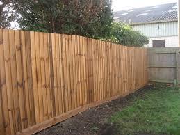 How To Choose A Fence Erecting A Closeboard Fence Owatrol Usa