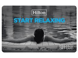 hilton gift card at conrad chicago