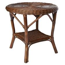 occasional tables cane coffee table