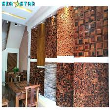 china wall panel luxury 3d solid wood