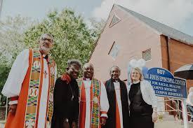 Absalom Jones Episcopal Center for Racial Healing | Episcopal Asset Map